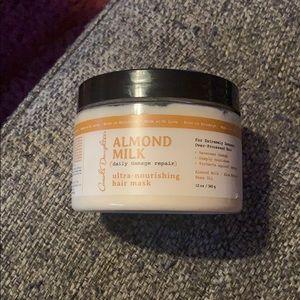 BRAND New Carol's Daughter Almond Milk Hair Mask